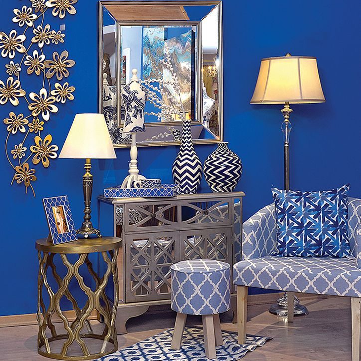inart mirrored-furniture