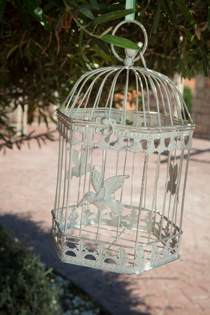 inart wedding decoration cages